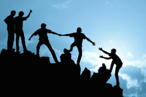team collaboration support challenge leadership