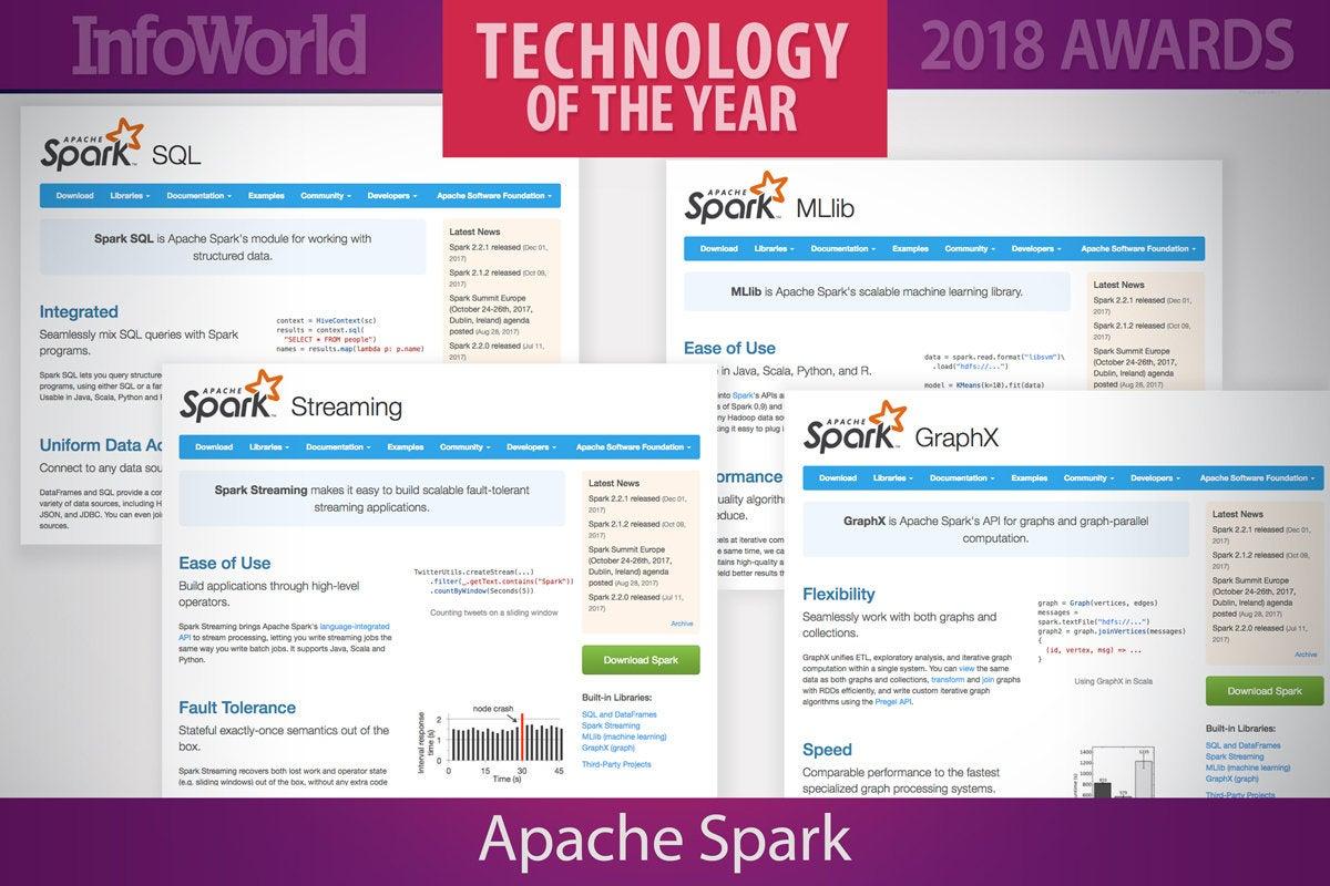 toy2018 apache spark