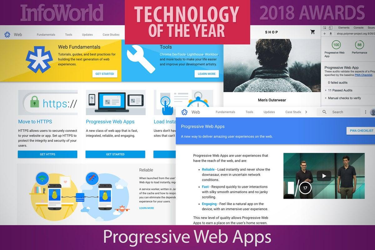 toy2018 progressive web apps