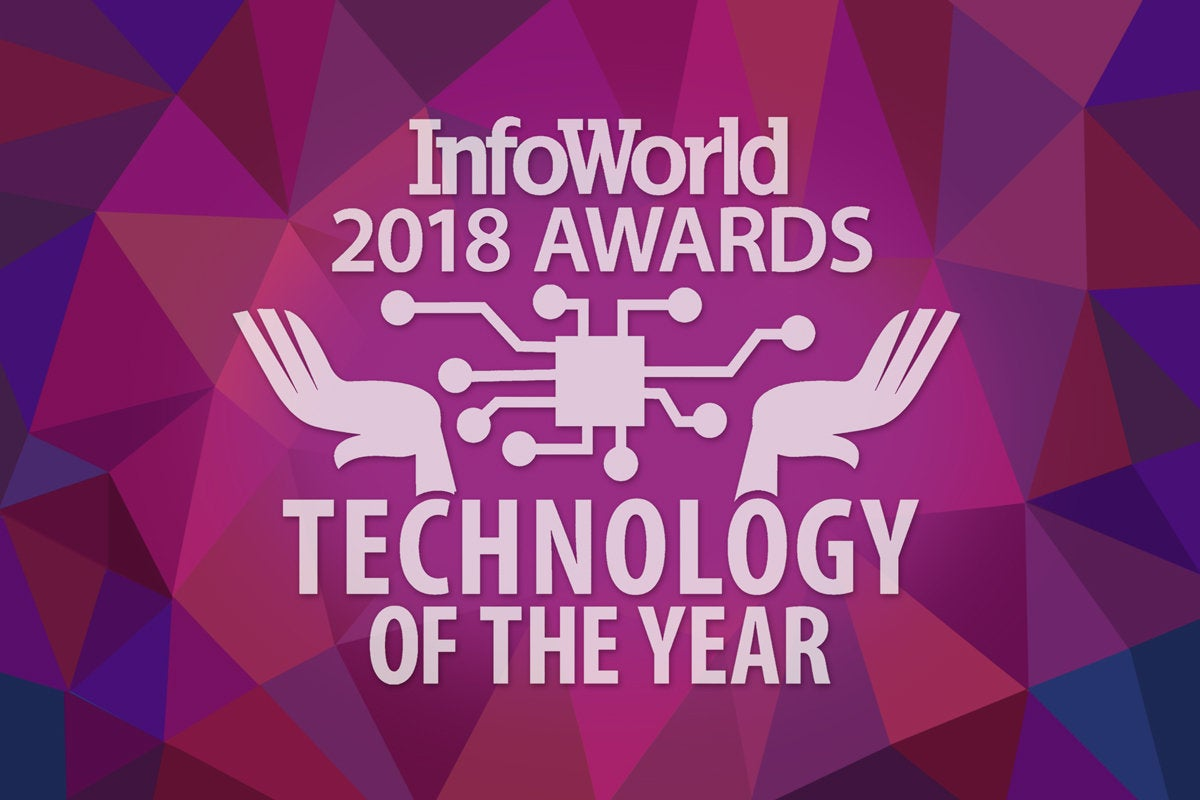 Infoworlds  Technology Of The Year Award Winners