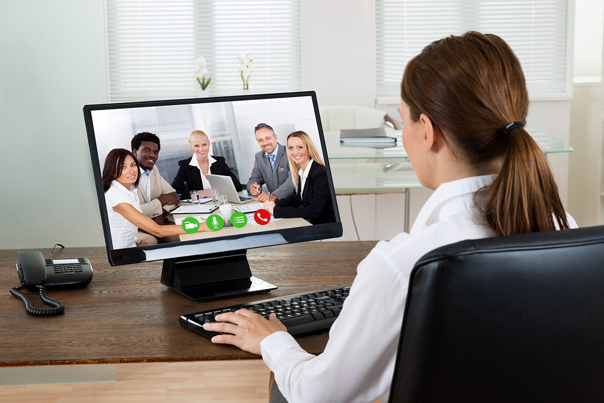 videoconference meeting