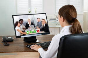 10 tips to set up your home office for videoconferencing