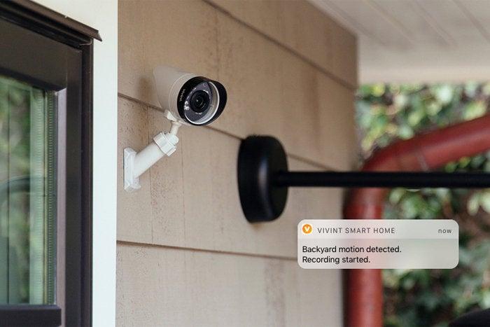 Vivint Smart Home S Streety Is Like A High Tech