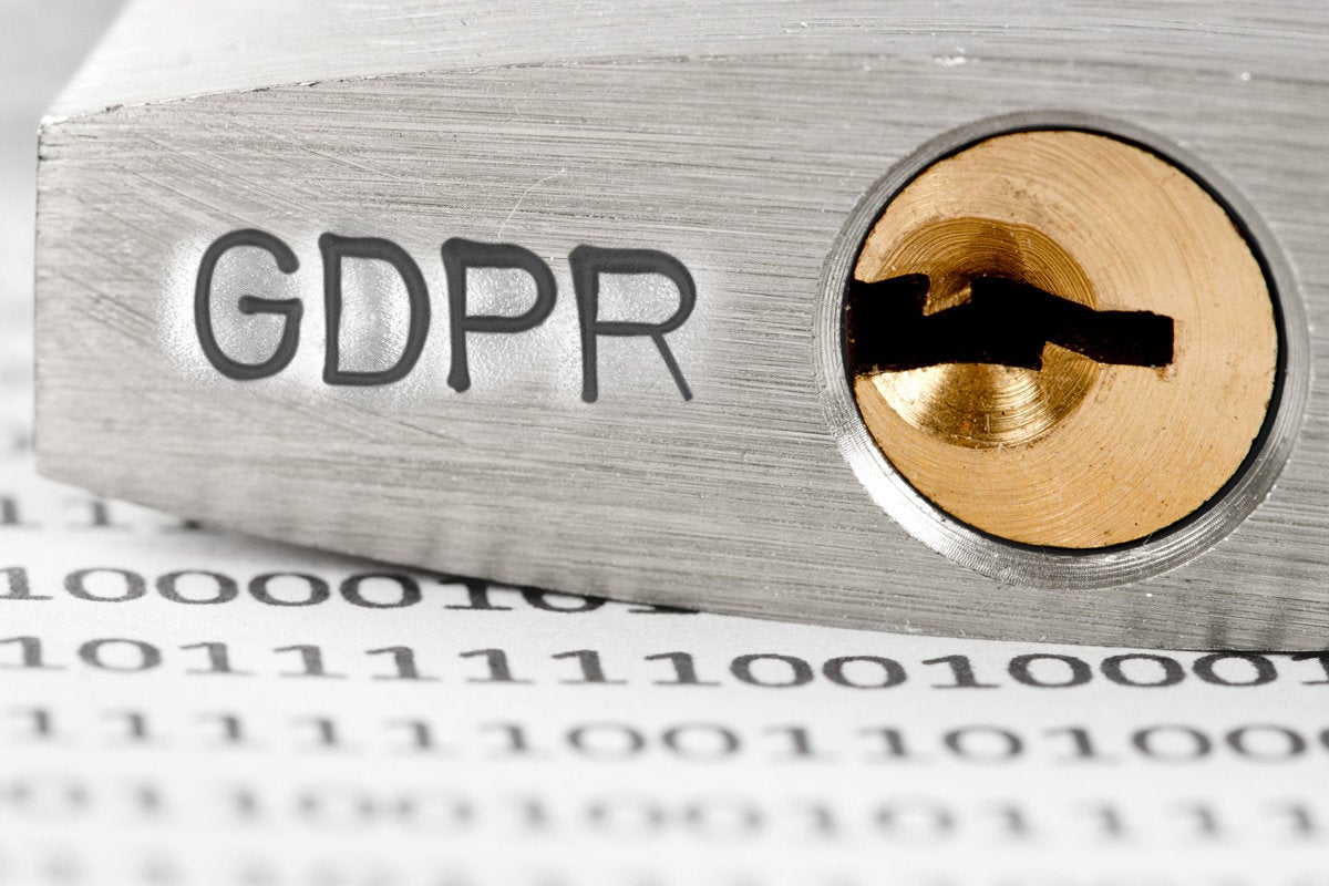 GDPR is coming, and many organizations aren't ready
