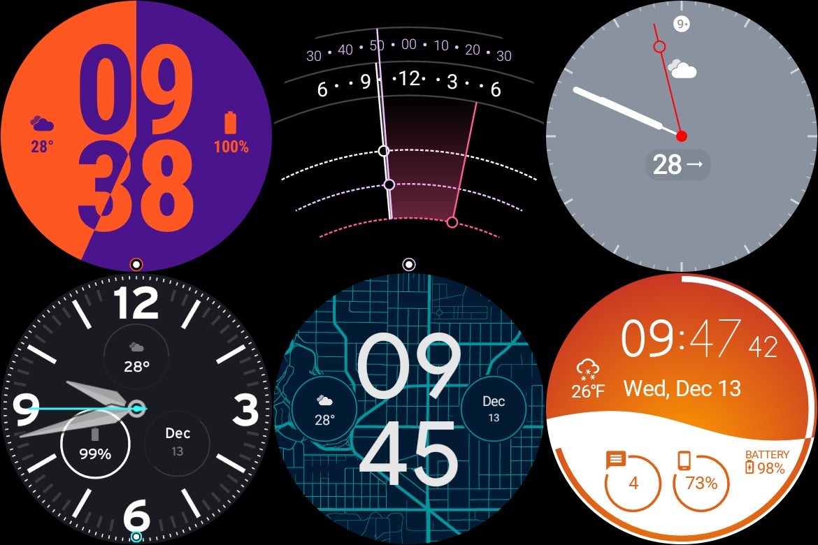 how to buy android wear watch face ios