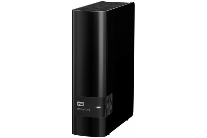 photo image An 8TB external hard drive is $160 right now