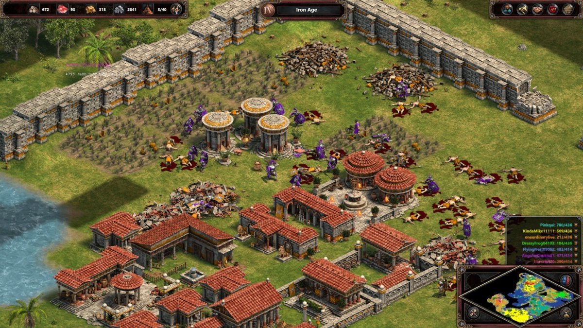 Age of Empires: Definitive Edition (Beta)