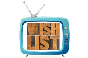 Cord-cutter wish list