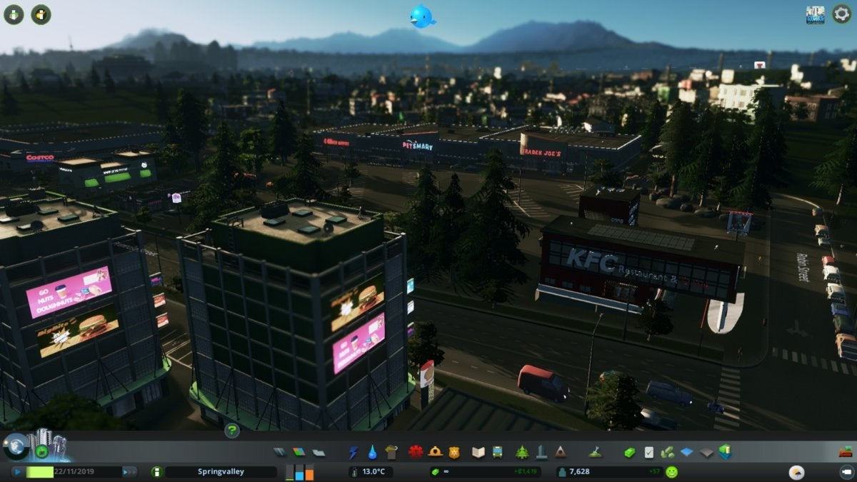 Cities: Skylines's robust modding scene and DLC keeps making
