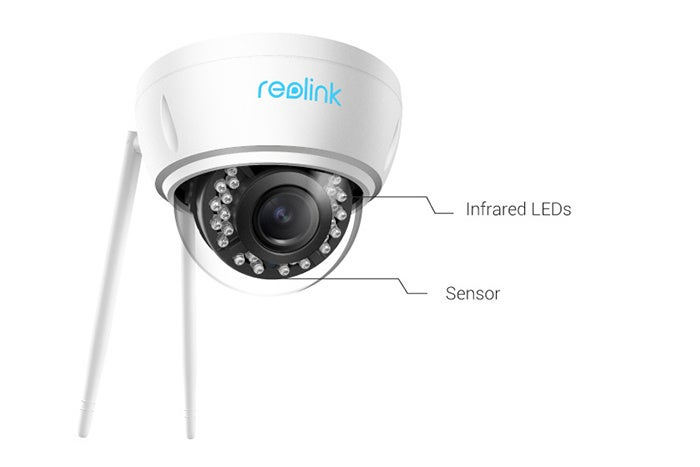 Reolink RLC-422W home security camera review: Affordable, nearly ...