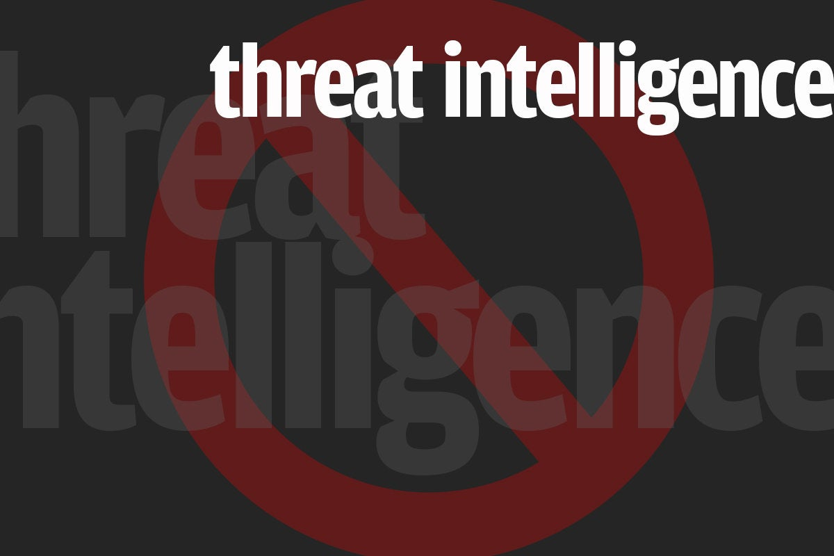 4 threat intelligence