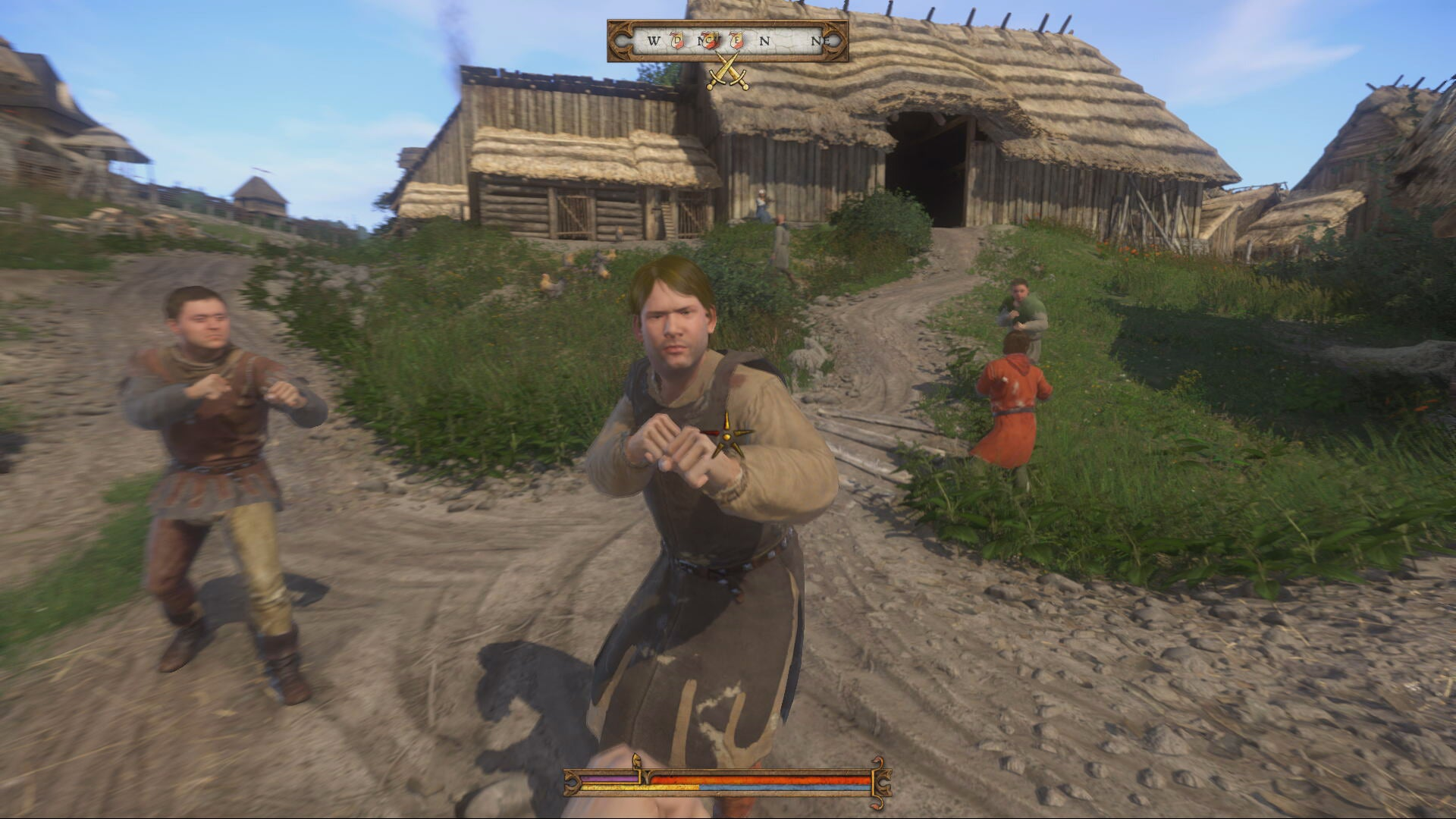 Kingdom Come: Deliverance's awkward save system has already been