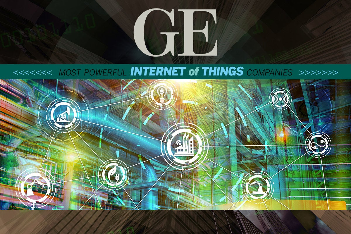 Most powerful Internet of Things companies | Network World