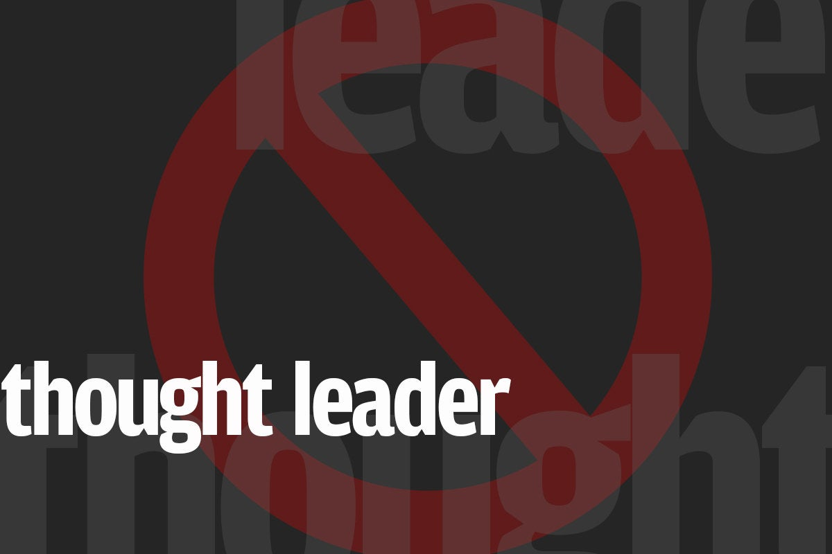 9 thought leader
