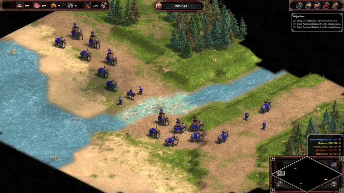 Age of Empires: Definitive Edition review: A classic