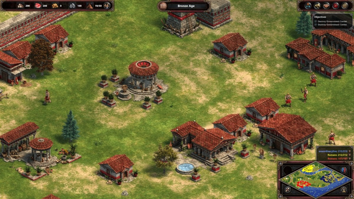 age of empire definitive edition cheats