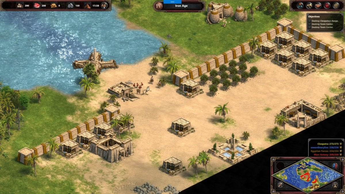 Age of Empires: Definitive Edition review: A classic remastered, but