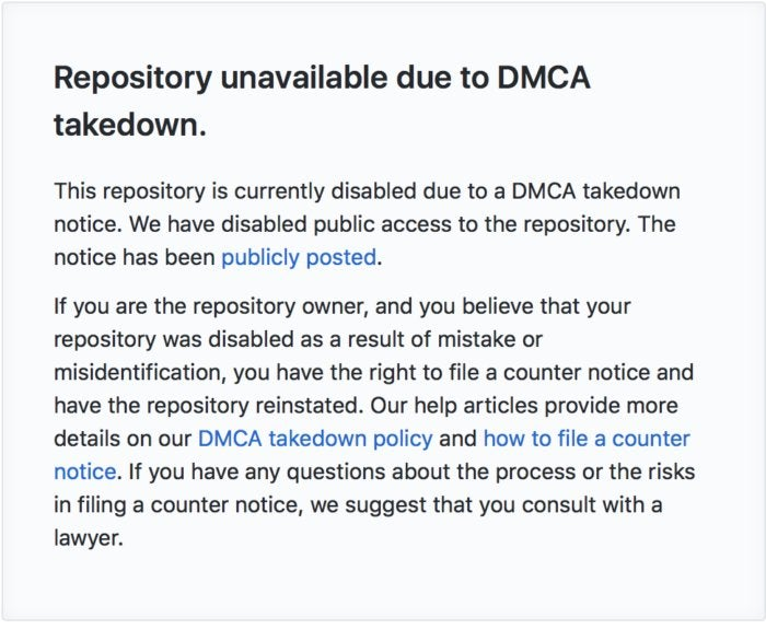 apple ios dmca