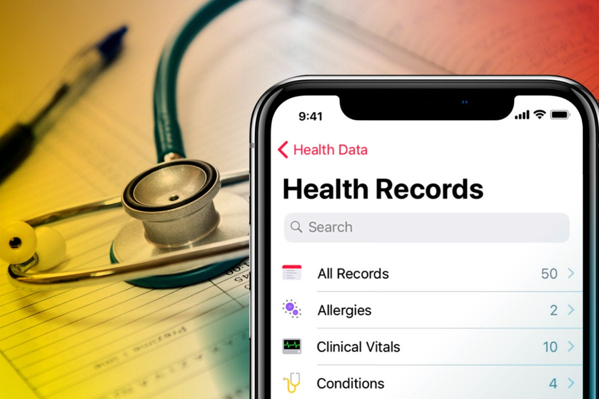 Apple Health Records