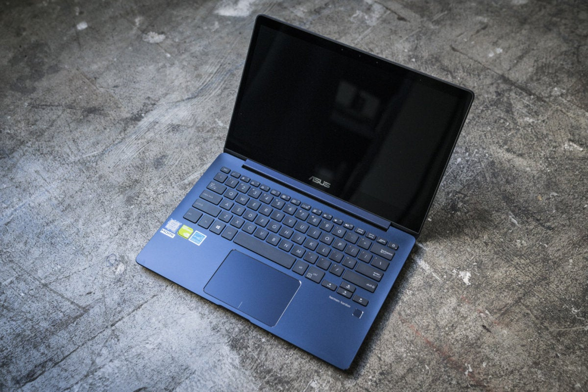 Asus ZenBook 13 UX331UN review: An ultraportable laptop with