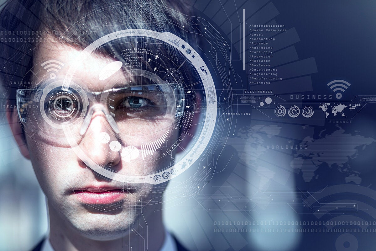 Augmented reality edges into IT operations
