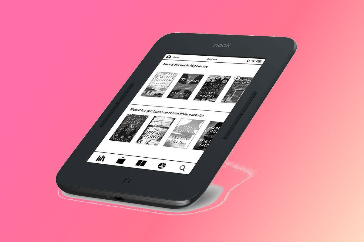 barnes and noble nook glowlight