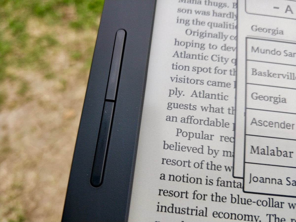 Barnes & Noble Nook GlowLight 3 Review: A good e-reader