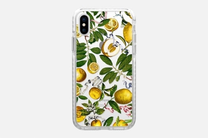 casetify impact lemonade