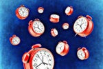 clock time challenge deadline overwhelm