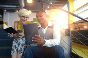 Enterprise connectivity requires community building conversational environments