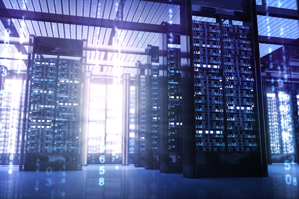 Data center power efficiency and power outages both increase