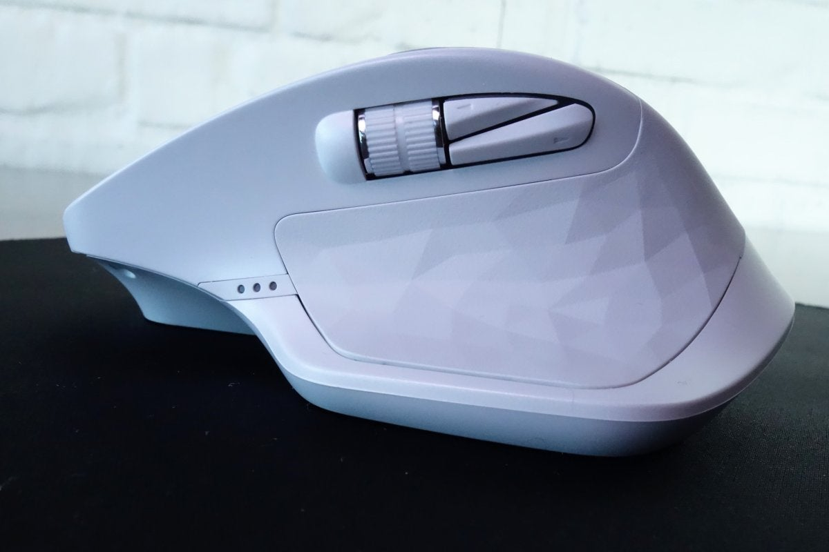 Logitech MX Master 2S review: The Flow software lifts this elegant