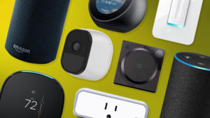 Echo-compatible smart home devices