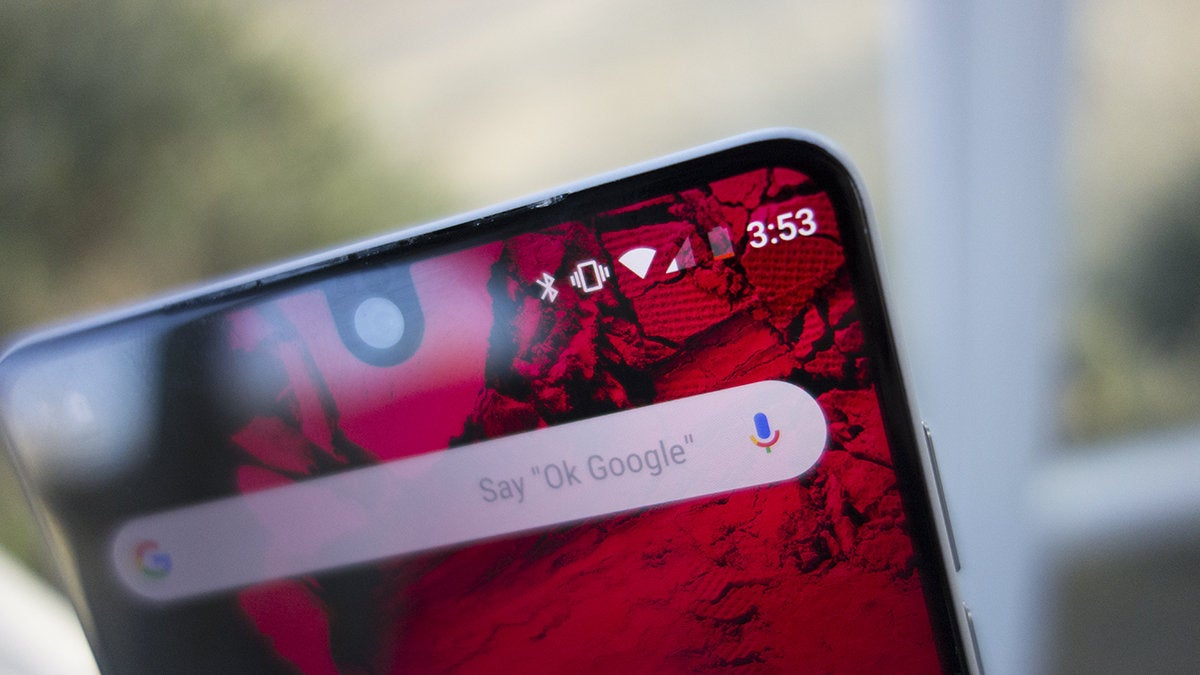 essential phone bezels