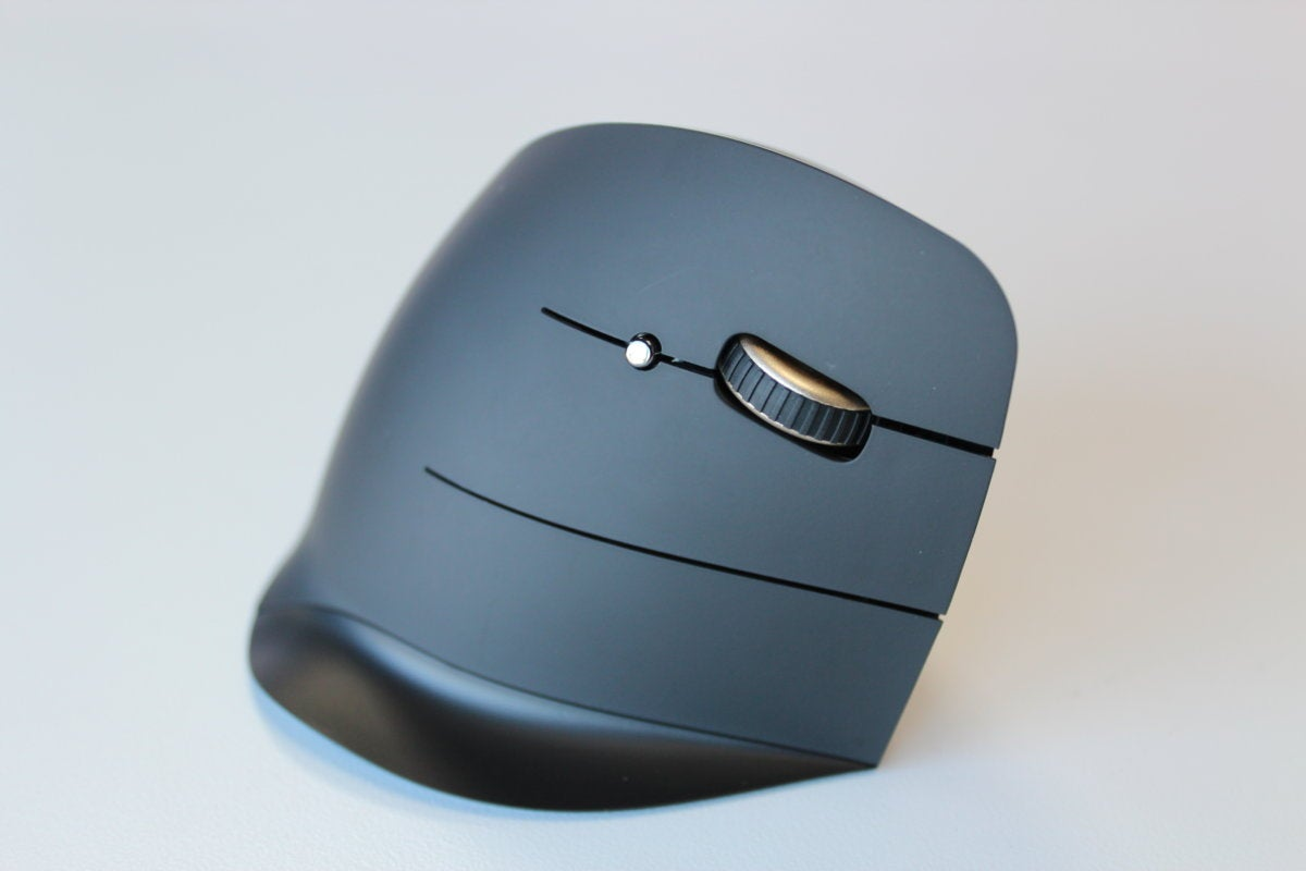 evoluent vertical mouse c right wireless right side