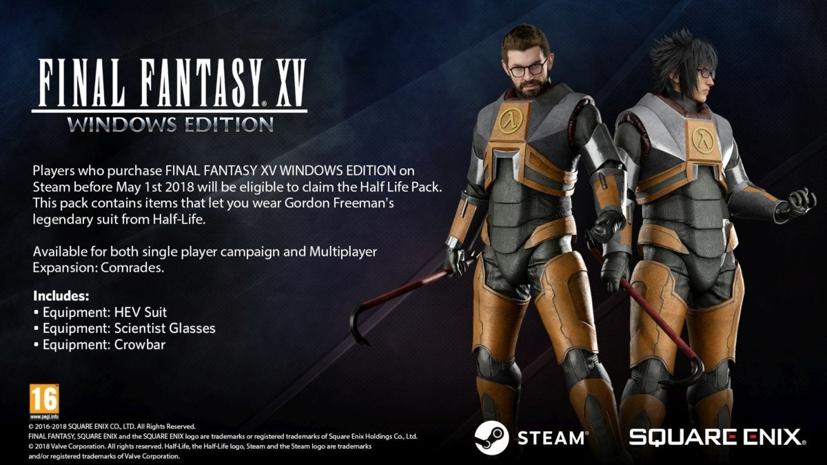 Final Fantasy XV - Steam