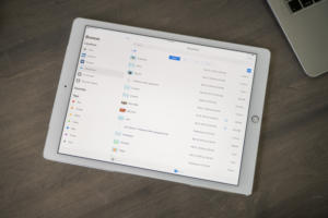 file management ipad pro