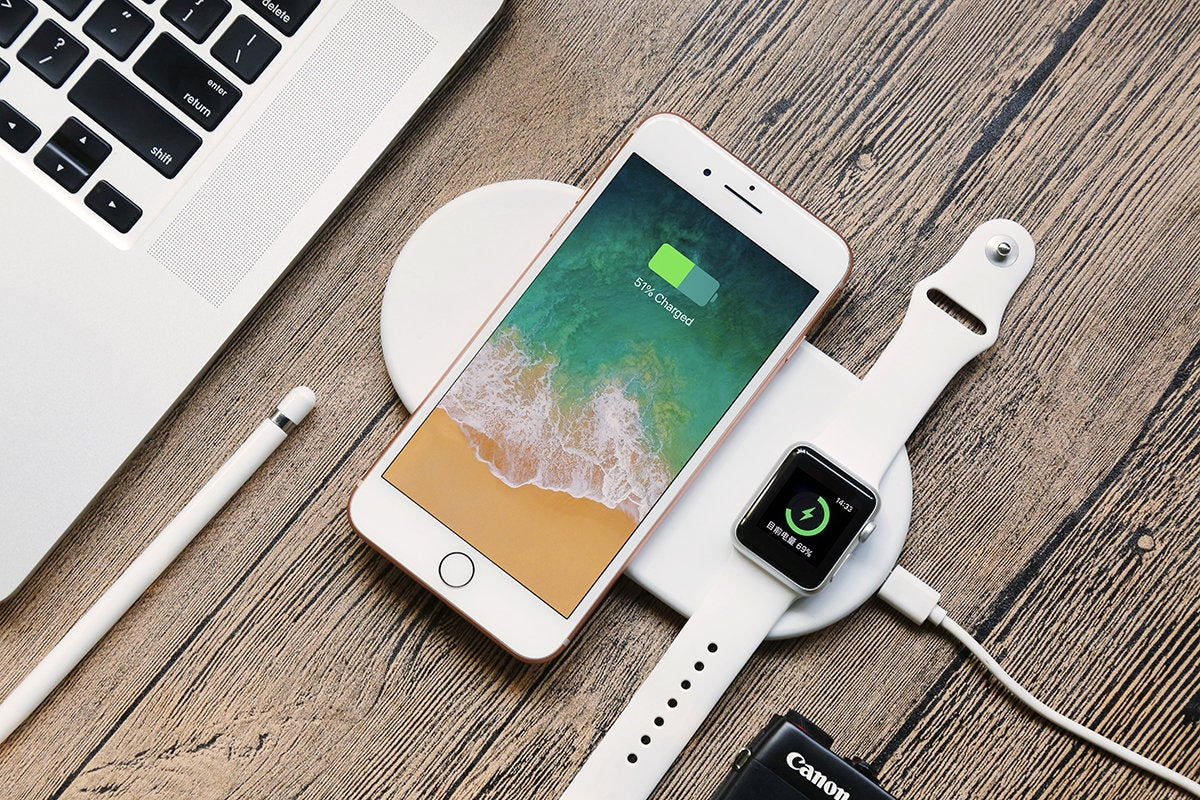 The Funxim dual wireless charger