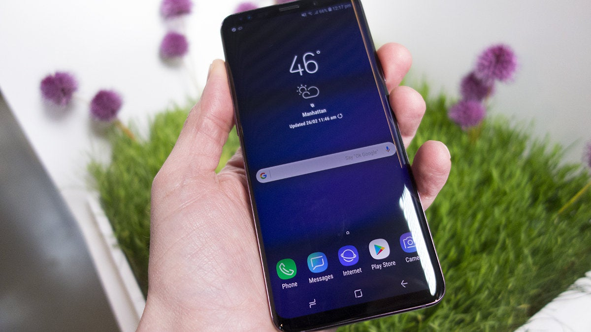 Samsung Galaxy S9 sales are slumping and that's a problem for all