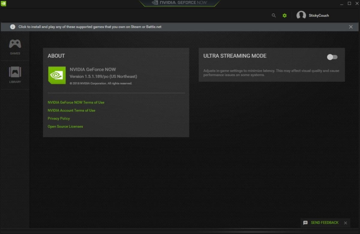 GeForce Now for PCs hands-on: Price, performance, system reqs, games