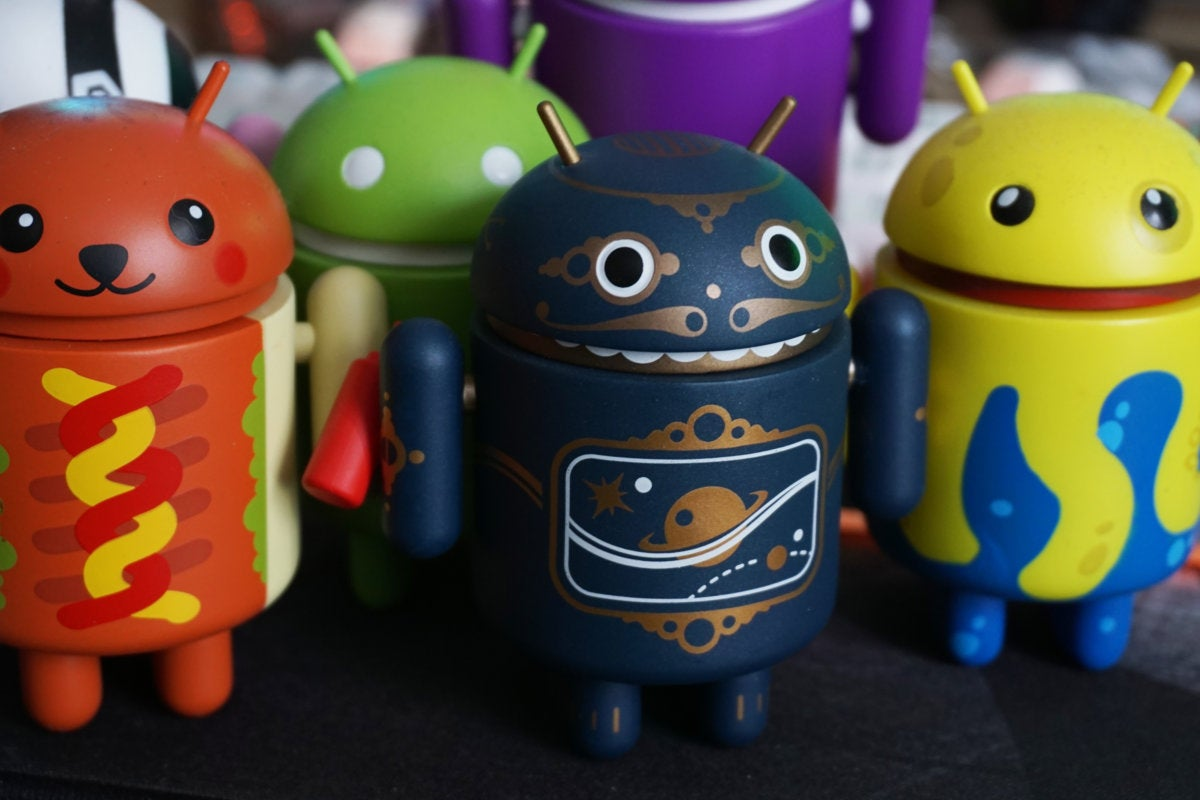 android dolls