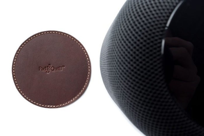 Pad & Quill HomePod coaster