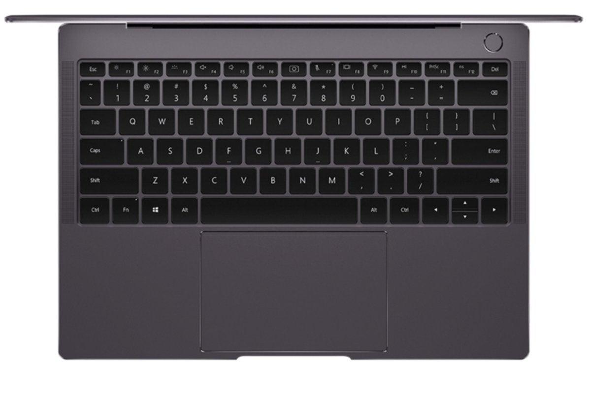huawei matebook x pro keyboard