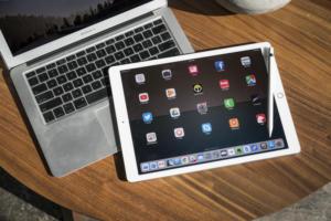 ipad with macbook