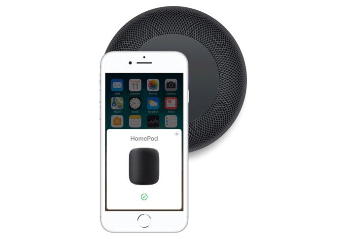 iphone homepod apple stock