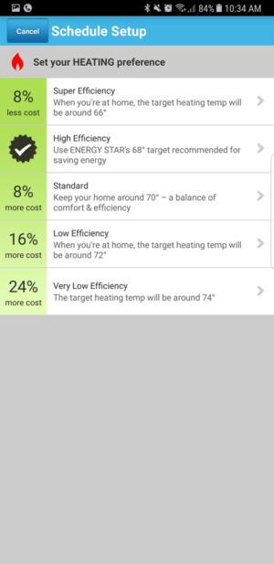 LUX app