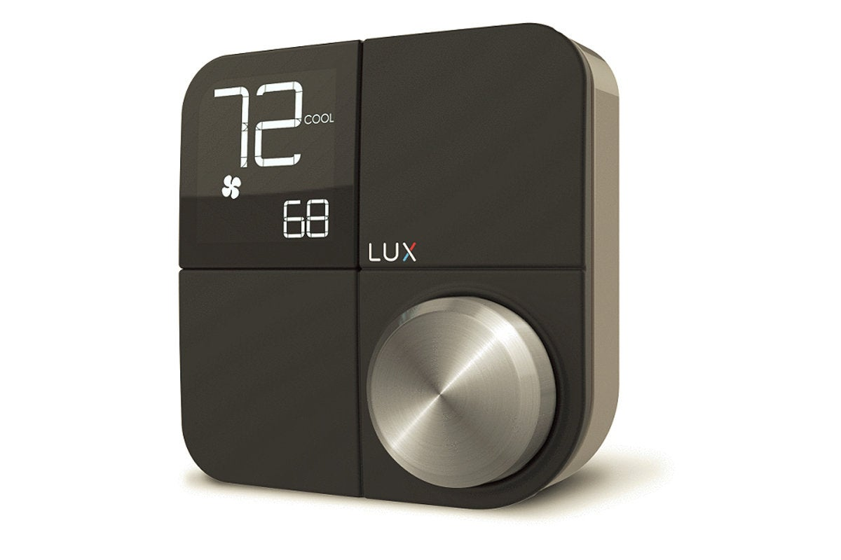 Lux Kono Smart Thermostat Review Low Priced And Well