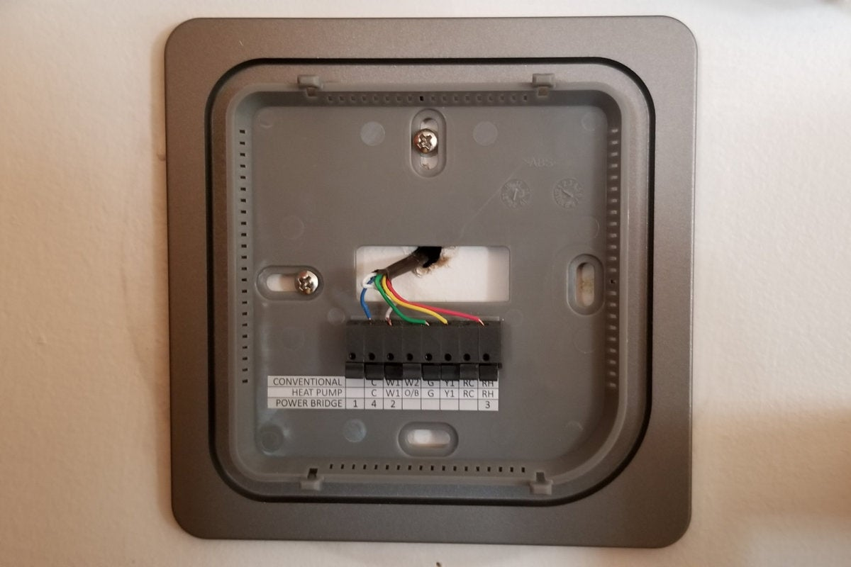 Fantastic Lux Kono Smart Thermostat Review Low Priced And Well Connected But Wiring Digital Resources Timewpwclawcorpcom