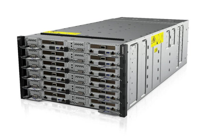 Lenovo introduces new water-cooled server technology