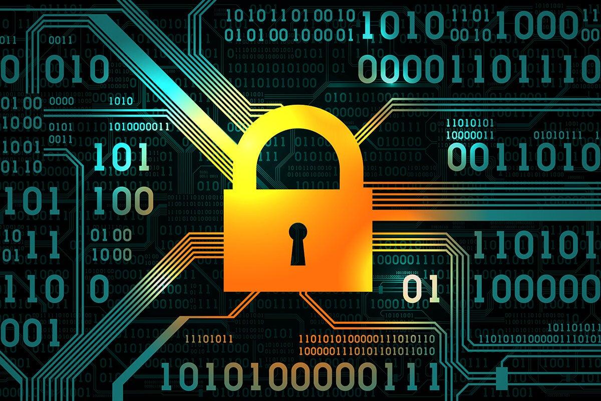 locked binary code and circuits